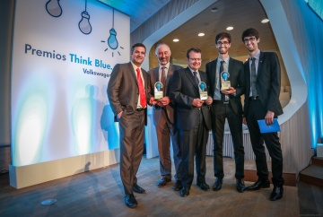 Volkswagen Think Blue Awards with Olorama
