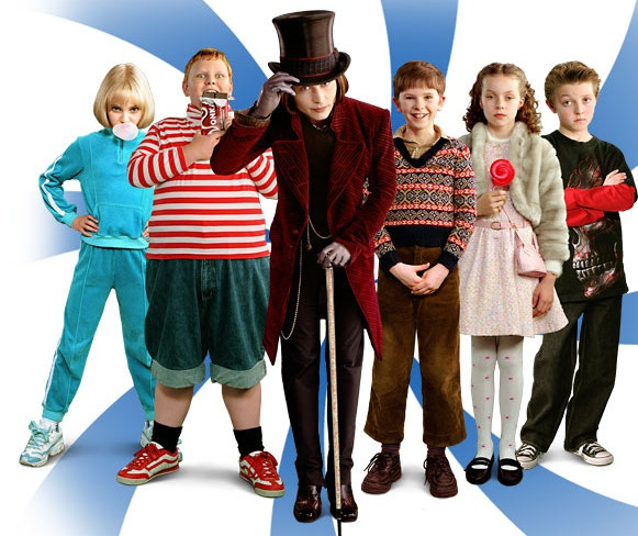El magico mundo de Willy Wonka
